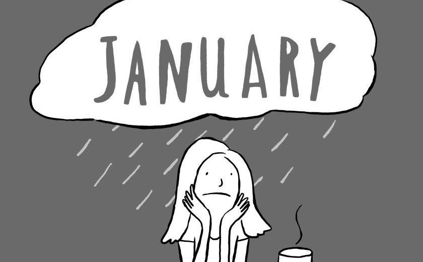 Image result for january blues
