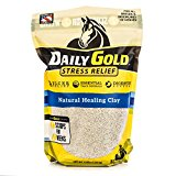 REDMOND MINERALS INC. 017250 Daily Gold Stress Relief Supplement for Horses 4 5 lb